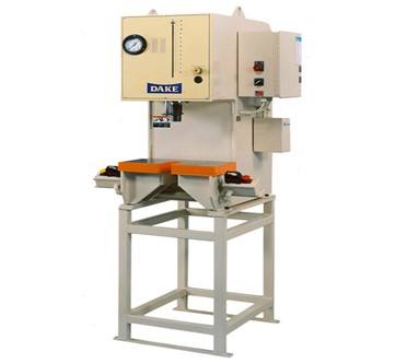 Dake C-Frame Bench Press Model