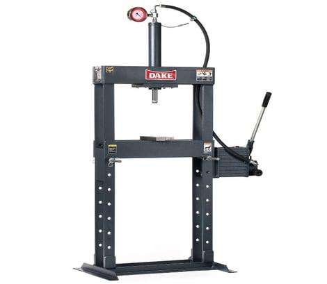 Force 10 Dake Hydraulic Press