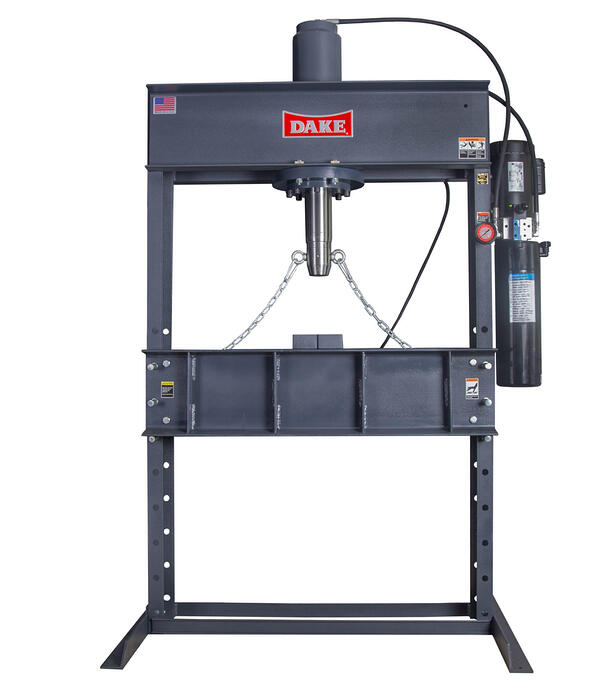 Hydraulic-Press-Force-50-DA-Front-web