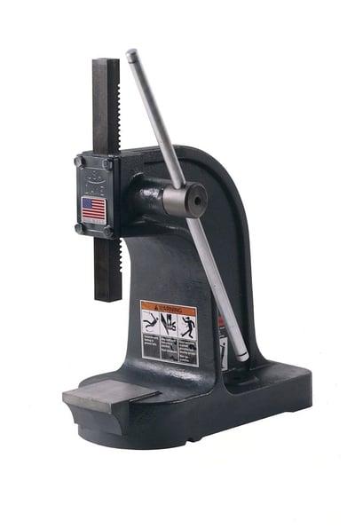 Model-Y-arbor-press