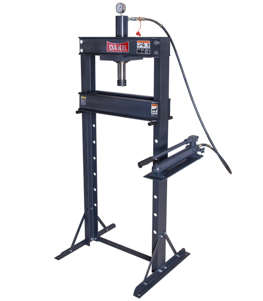 Ten Reasons to Buy a Hydraulic Press