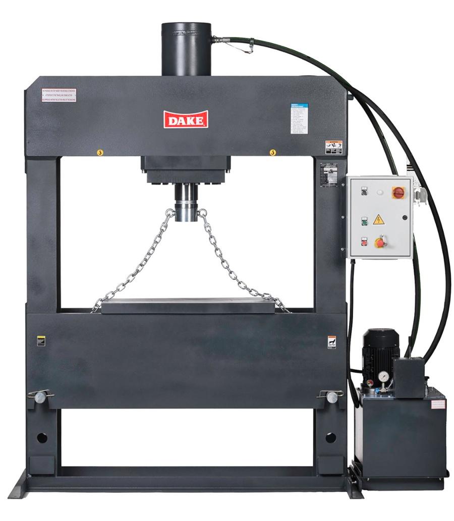 The Handy Guide to Dake Hydraulic Presses