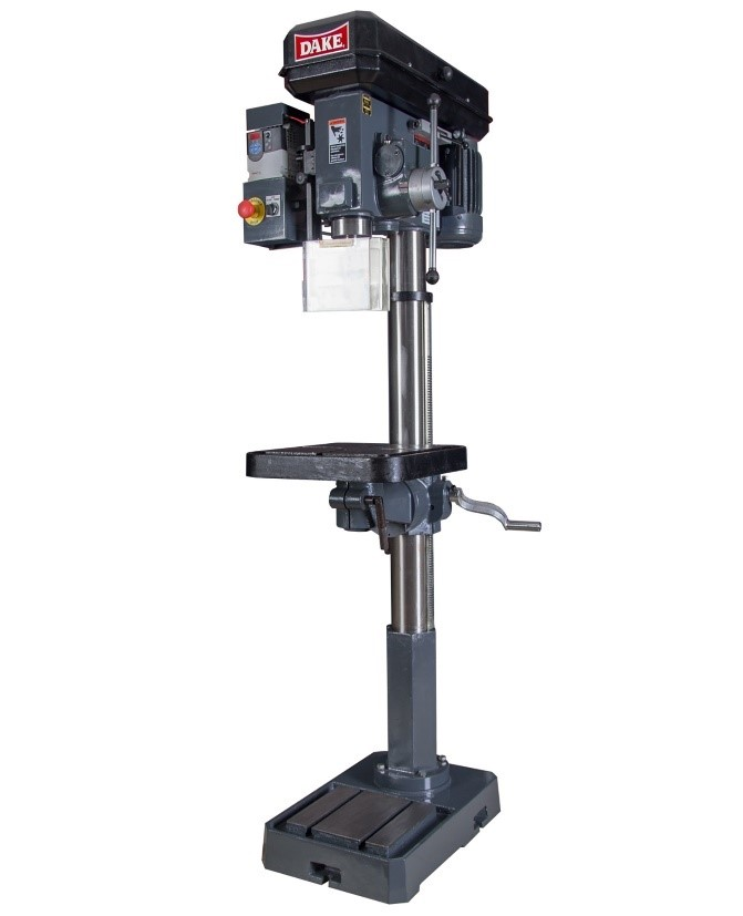 Drill Presses with Variable Speed vs. Belt Drive. More for Your Money.