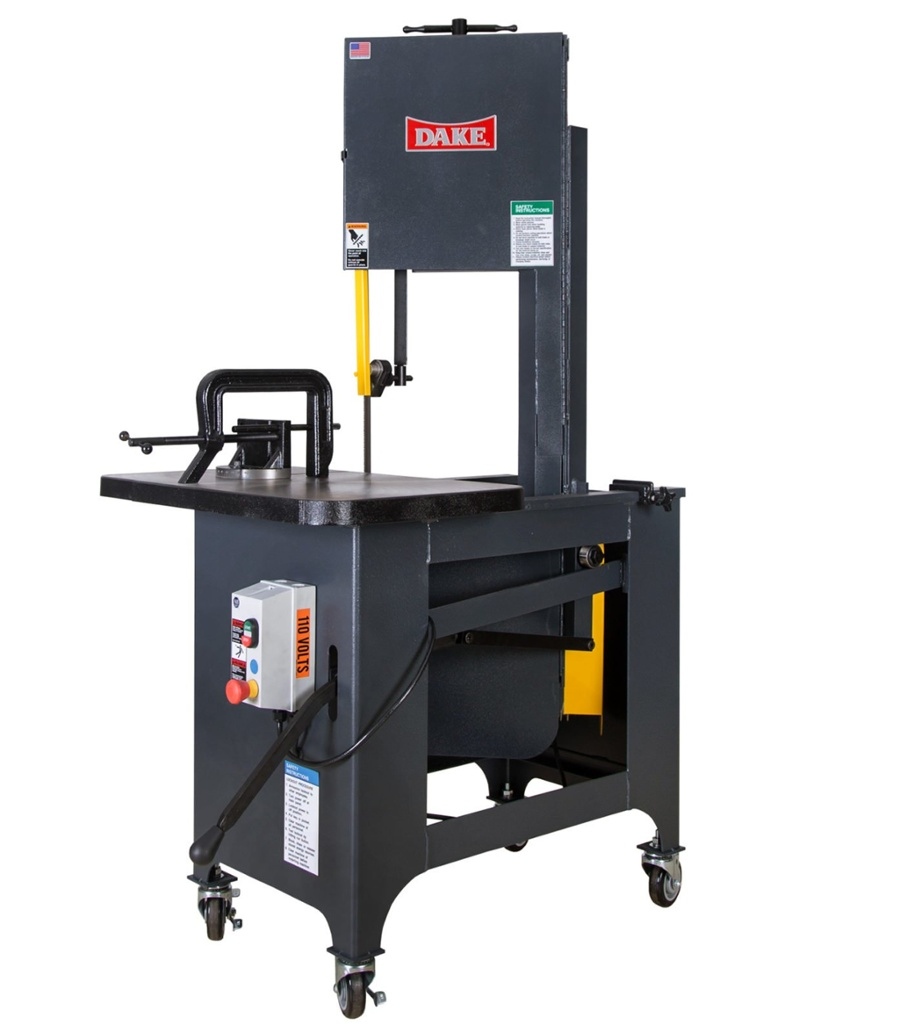 A Guide to Vertical Bandsaws