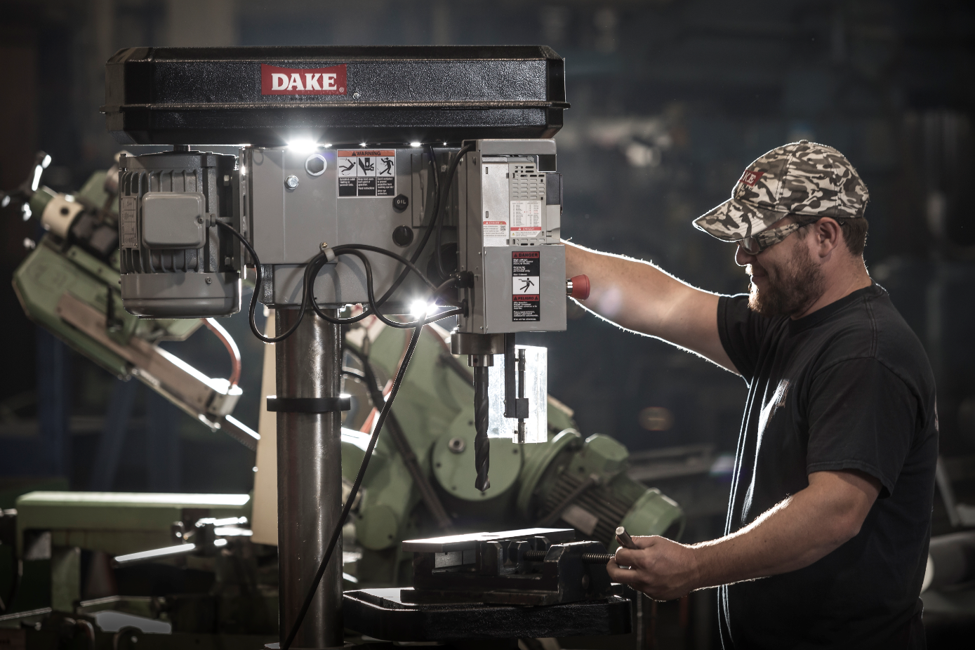 Five Great Reasons For Having A Drill Press In Your Shop