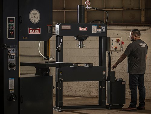 5 Types of Hydraulic Presses and Why You Need Them